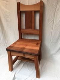 Red Cedar Chair - Cedar Sustainable Woodwork