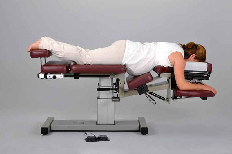 700 Elevation Chiropractic Table  Thuli Tables