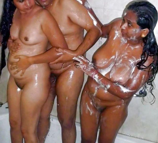 Nivetha Thomas nude group sex