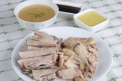 肚包雞的做法【圖解】_肚包雞的家常做法_肚包雞怎么做_豬肚煲雞