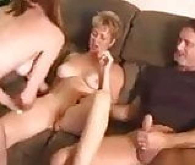 Mature And Teen Females Make A Good Group Sex