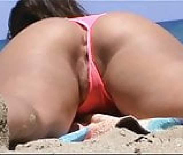 Voyeur At The Beach Fantastic Wet Pussy