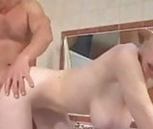 Blonde Big Natural Tits Love Anal