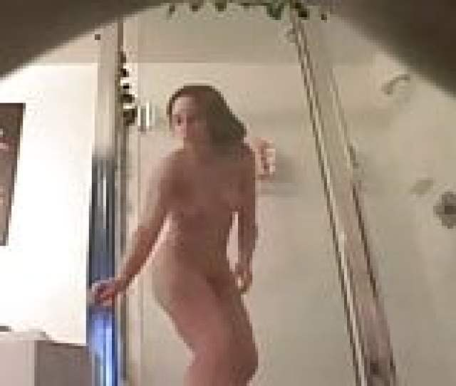 Teen Shower Hidden Cam