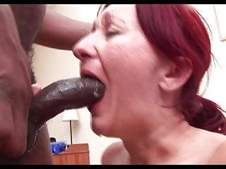 big black cock Throat Bang old milf & Old Bitch Gangbang