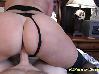 Richie Cums Dwelling to Fuck His Taboo Mommy