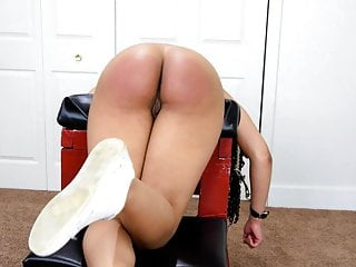 Strapped With out Regret – Spanking