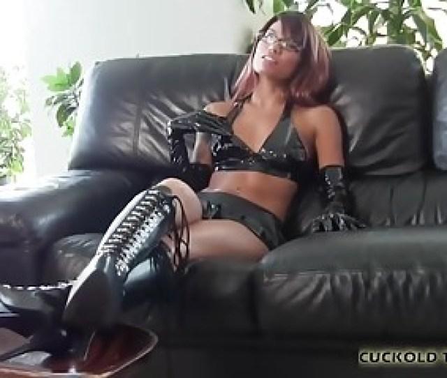 I Love Humiliating Cuckold Slaves Like You