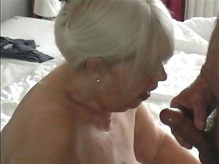 Granny's Xmas Eve Bj