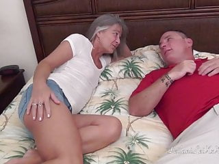 Tiny Milf Cheats on Hubby together with her Pal