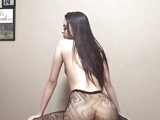 Pantyhouse bitch dancing