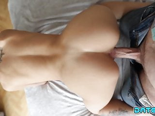 Date Slam – Young beauty loving the big cock – Part 1