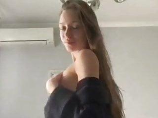 Erotic Russian cutie periscope