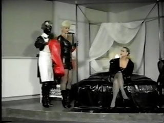 HOOKED ON RUBBER