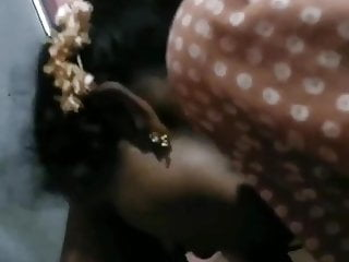Tamil aunty sucking