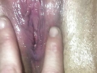Old BBW red head Wagtail007 cum stuffed box fingered