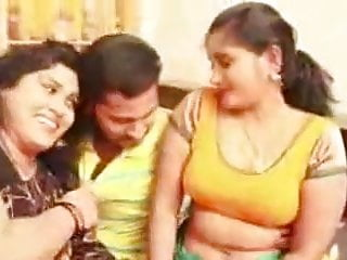 Indian threesome hot