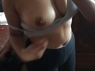 hina khan titties