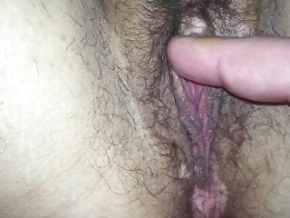 clitoris irritation from behind