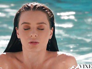 VIXEN Lana Rhoades Has Sex With Her Boss