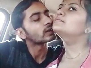 Candy Desi couple making like