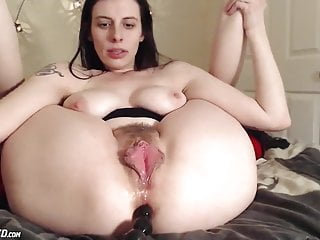 Immense Hole Lips Slut Pov Webcam