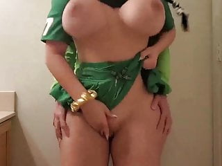 Step sister Milf Serving to Step brother