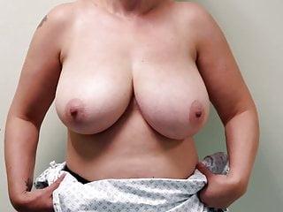 American old fair breast