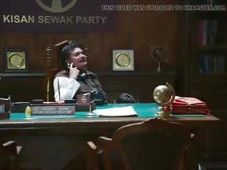 Desi Politician Laborious Intercourse in Workplace with Feminine Co-Chief