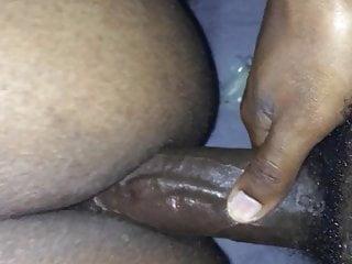 Nasty anal with BBW
