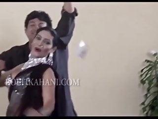 Hindi B-grade booby ladies dancing
