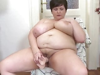 Huge jugs hot mom