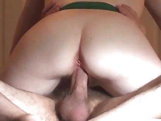 Erotic Shy Lover Has Intense Orgasm, Takes Hard Creampie