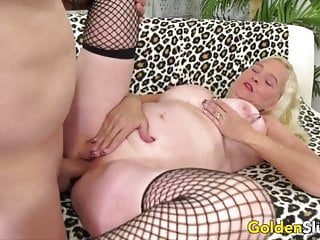 Golden Bitch – Pounding Older Pussies Compilation Half 4