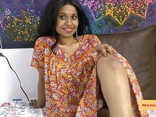 Manshi Bhabhi Half 02