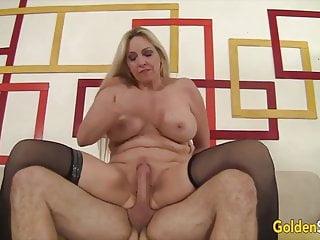 Golden Whore – Lovely Grandma Cala Desires Compilation 3