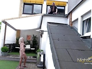 bored housewife bangs employee when her husband shouldn't be house