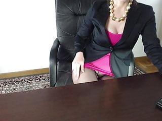 Workplace lady