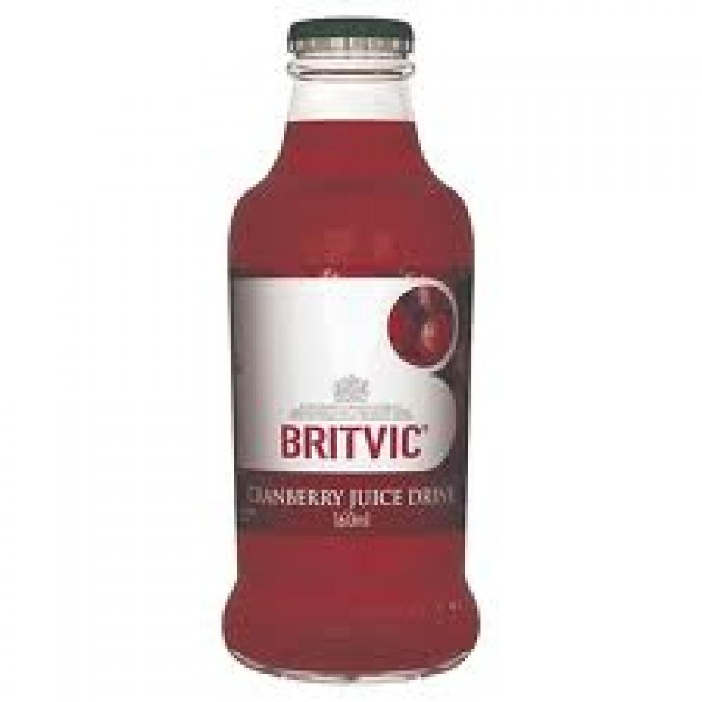 Britvic Cranberry Juice 160ml | Approved Food