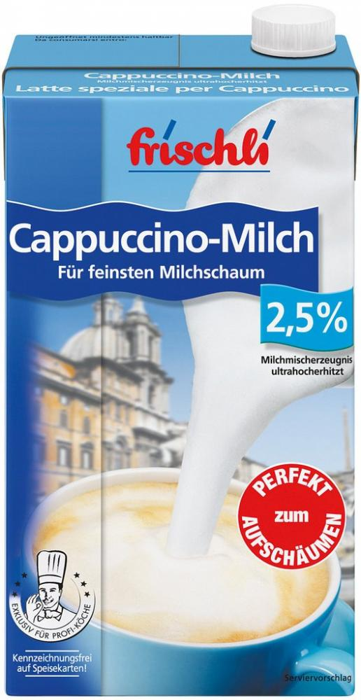 Frischli Cappuccino Milk 1 Litre | Approved Food