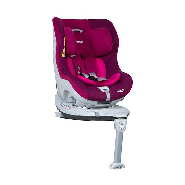 Silla de auto Butaca IFIX Isofix purple  Infanti  Babytuto