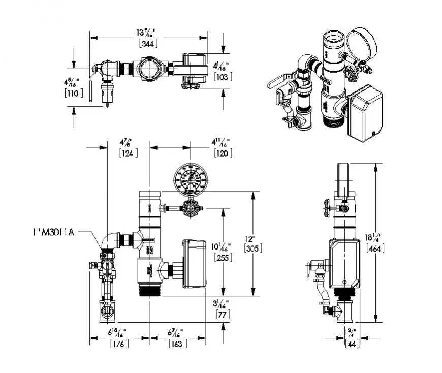 Mechanical blocks detail drawing 2d view in autocad