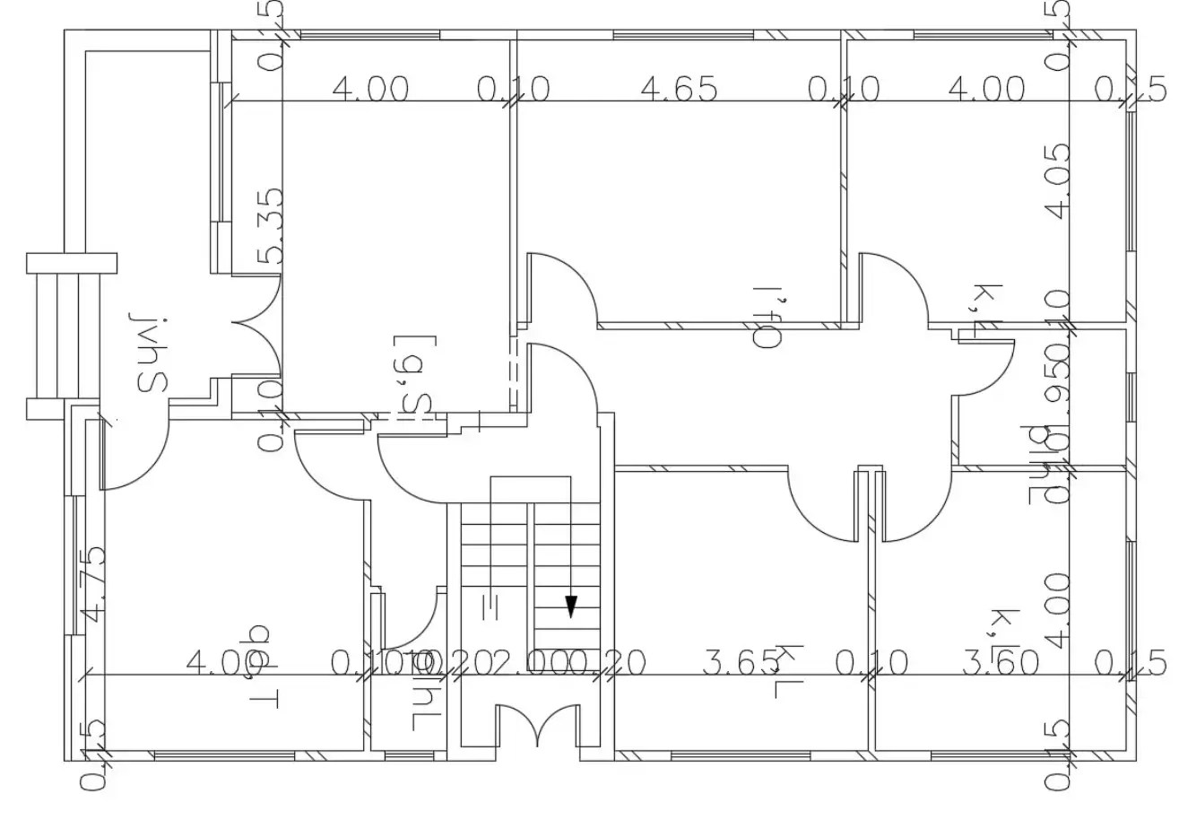 Download Free Small Office Layout Plan With Dimension