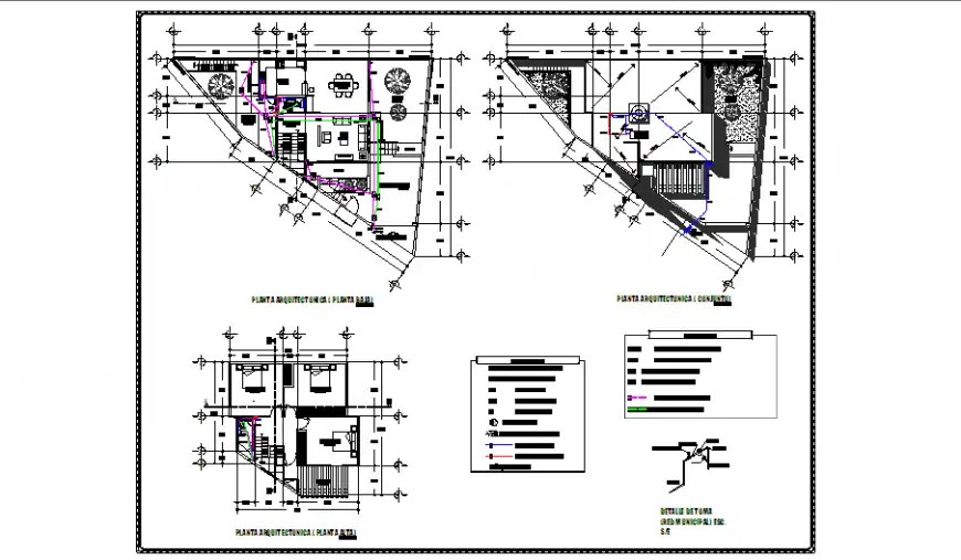 Presentation_architectural based project of house room