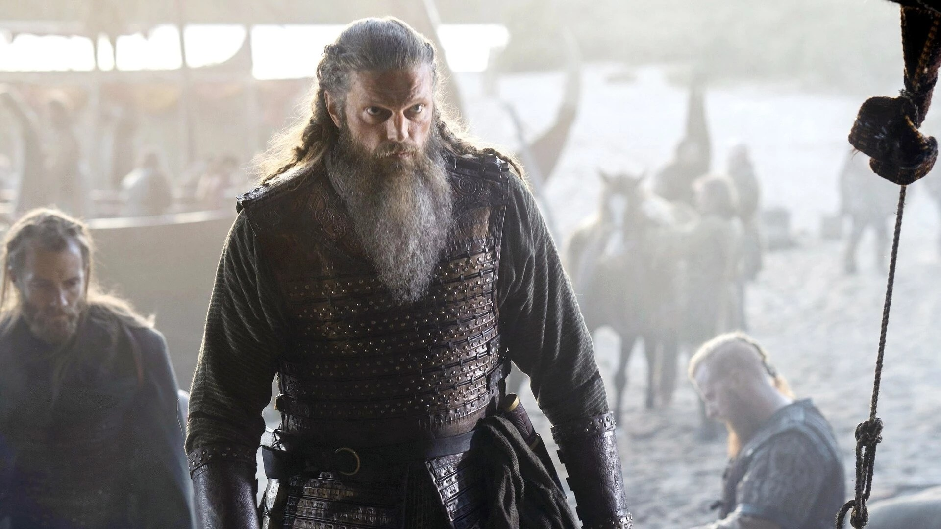 The series tells the sagas of ragnar's band of viking brothers and his family, as he rises to become king of the viking tribes. Vikings Saison 6 En Streaming Direct Et Replay Sur Canal Mycanal