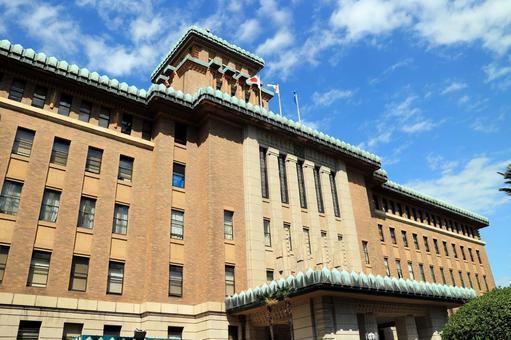 神奈川県庁舎の写真素材|写真素材なら「写真AC」無料(フリー)ダウンロードOK
