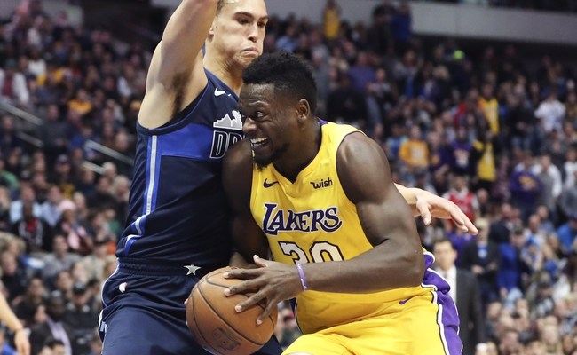 Dallas Mavericks Vs Los Angeles Lakers 2 10 18 Nba Pick