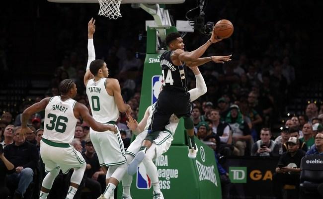 Boston Celtics Vs Milwaukee Bucks 12 21 18 Nba Pick