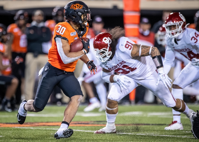 Bedlam Series: Oklahoma vs Oklahoma State 11/21/20 College Football Picks, Odds, Predictions