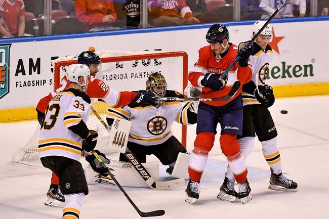 Florida Panthers vs. Boston Bruins - 3/5/20 NHL Pick, Odds, and Prediction